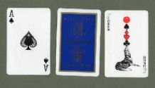 Collectible  Sandringham souvenir playing cards